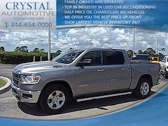 New 2019 Ram All-New 1500 BIG HORN / LONE STAR CREW CAB 4X2 5'7 BOX Crew Cab for sale in Brooksville, FL