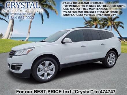 2017 Chevrolet Traverse LT SUV For Sale in Brooksville, FL