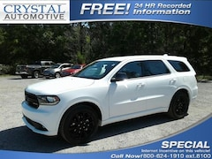 New 2018 Dodge Durango SXT PLUS RWD Sport Utility for sale in Brooksville, FL