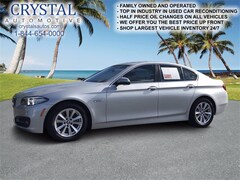 Used Vehicles for sale 2016 BMW 5 Series 528i Sedan in Brooksville, FL