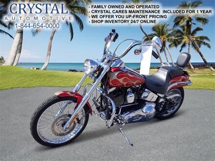 2001 Harley-Davidson Motorcycle For Sale in Brooksville, FL