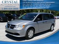 New 2020 Dodge Grand Caravan SE (NOT AVAILABLE IN ALL 50 STATES) Passenger Van for sale in Brooksville, FL