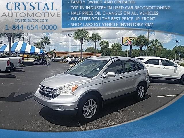 2011 Honda CR-V EX-L SUV For Sale in Brooksville, FL