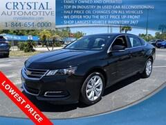 Used Vehicles for sale 2019 Chevrolet Impala LT Sedan in Brooksville, FL