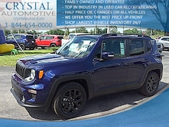 New 2019 Jeep Renegade ALTITUDE FWD Sport Utility for sale in Brooksville, FL