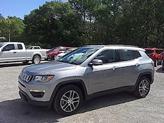 New 2019 Jeep Compass LATITUDE FWD Sport Utility for sale in Brooksville, FL