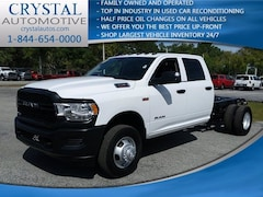 New 2020 Ram 3500 Chassis Cab 3500 TRADESMAN CREW CAB CHASSIS 4X2 60 CA Crew Cab for sale in Brooksville, FL