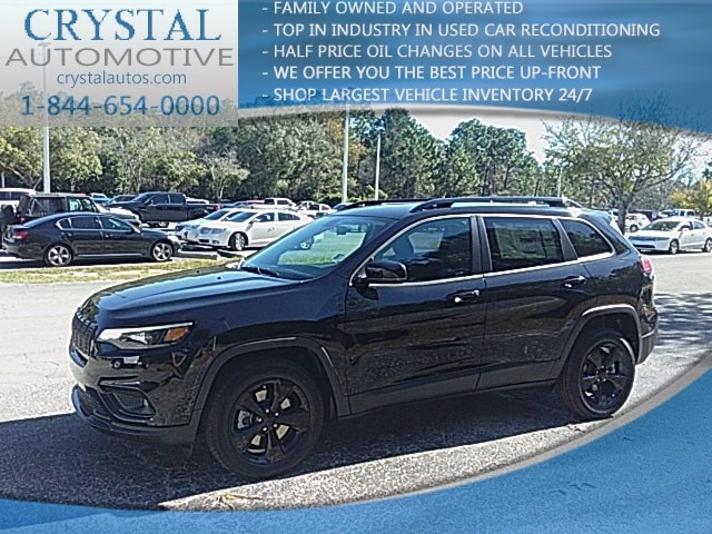 2020 Jeep Cherokee ALTITUDE FWD Sport Utility For Sale in Brooksville, FL