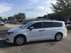 New 2020 Chrysler Voyager L Passenger Van for sale in Brooksville, FL
