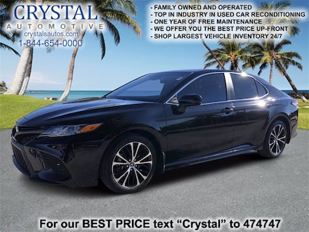 2018 Toyota Camry L Sedan For Sale in Brooksville, FL