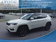 New 2020 Jeep Compass HIGH ALTITUDE FWD Sport Utility for sale in Brooksville, FL