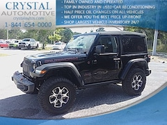 New 2020 Jeep Wrangler RUBICON 4X4 Sport Utility for sale in Brooksville, FL