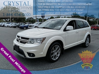 Used 2012 Dodge Journey R/T For Sale in Brooksville, near