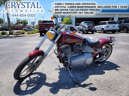 2008 Harley-Davidson Motorcycle For Sale in Brooksville, FL