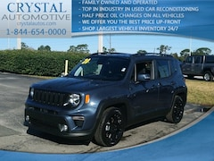 New 2020 Jeep Renegade ALTITUDE FWD Sport Utility for sale in Brooksville, FL