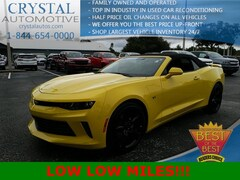Used Vehicles for sale 2017 Chevrolet Camaro 1LT Convertible in Brooksville, FL