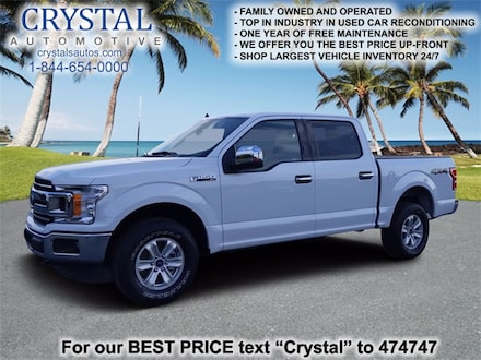 2020 Ford F-150 XLT Truck For Sale in Brooksville, FL