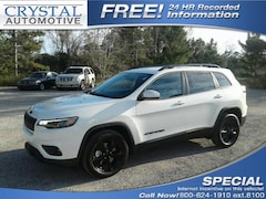 New 2019 Jeep Cherokee ALTITUDE FWD Sport Utility for sale in Brooksville, FL