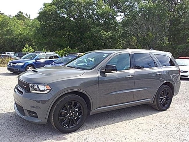 New 2019 Dodge Durango GT PLUS RWD Sport Utility for sale in Brooksville, FL at Crystal Chrysler Dodge Jeep