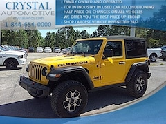 New 2019 Jeep Wrangler RUBICON 4X4 Sport Utility for sale in Brooksville, FL