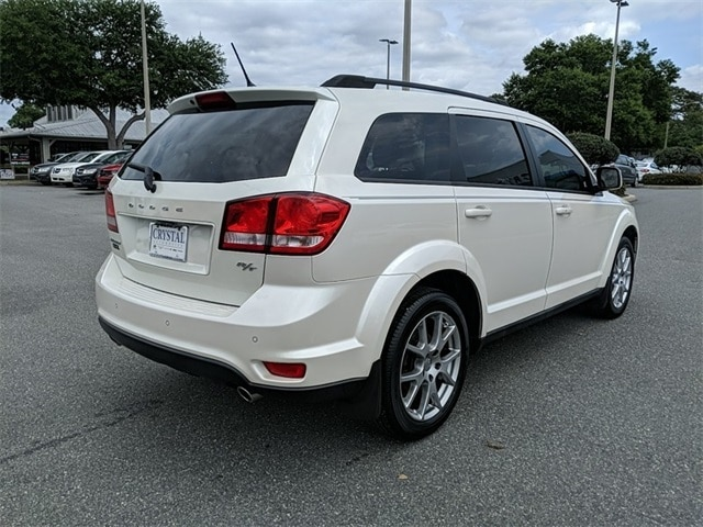 Used 2012 Dodge Journey R/T For Sale in Brooksville, near Tampa FL