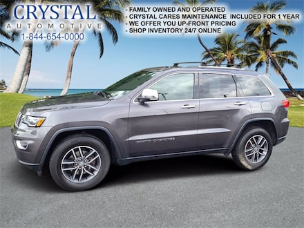 2017 Jeep Grand Cherokee Limited SUV For Sale in Brooksville, FL