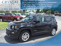 New 2019 Jeep Renegade LATITUDE FWD Sport Utility for sale in Brooksville, FL
