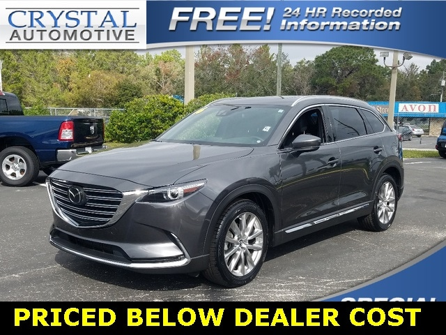 2016 Mazda CX-9 Grand Touring SUV For Sale in Brooksville, FL