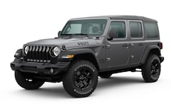 New 2020 Jeep Wrangler UNLIMITED WILLYS 4X4 Sport Utility for sale in Brooksville, FL