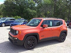 New 2018 Jeep Renegade ALTITUDE 4X2 Sport Utility for sale in Brooksville, FL