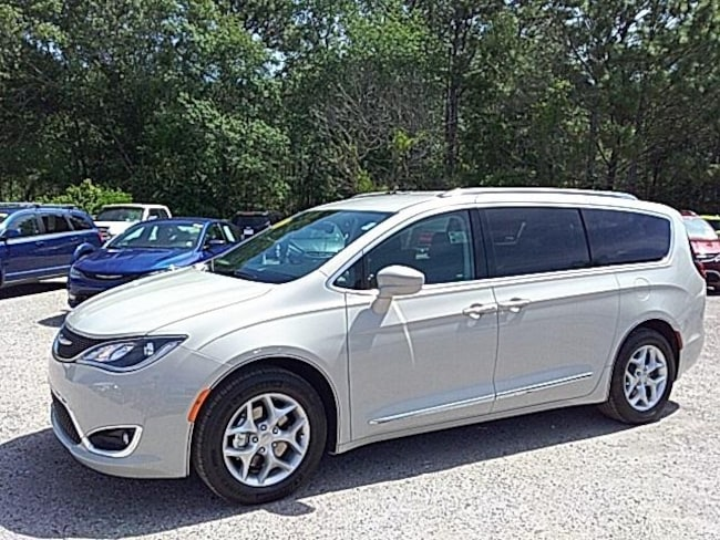 New 2019 Chrysler Pacifica TOURING L PLUS Passenger Van for sale in Brooksville, FL at Crystal Chrysler Dodge Jeep