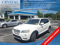 Used Vehicles for sale 2012 BMW X3 xDrive28i SUV in Brooksville, FL