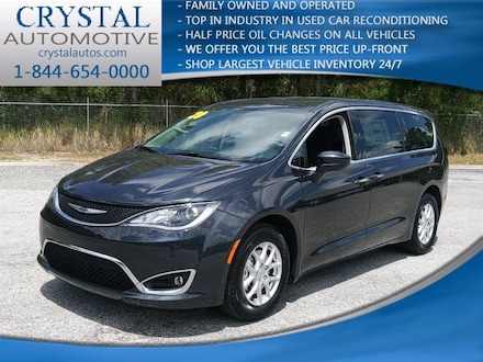 2020 Chrysler Pacifica TOURING Passenger Van For Sale in Brooksville, FL