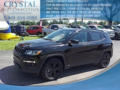 New 2019 Jeep Compass ALTITUDE FWD Sport Utility for sale in Brooksville, FL