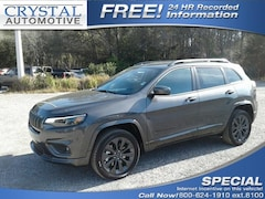New 2019 Jeep Cherokee HIGH ALTITUDE 4X4 Sport Utility for sale in Brooksville, FL