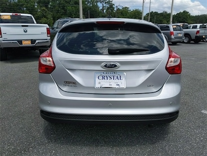 Used 2012 Ford Focus SEL For Sale in Brooksville, near Tampa