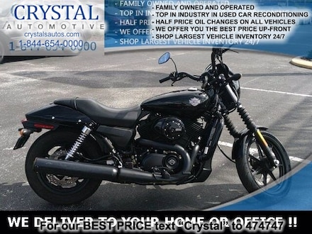 2015 Harley-Davidson Motorcycle For Sale in Brooksville, FL