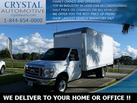 2018 Ford E-350SD Base Cab/Chassis For Sale in Brooksville, FL