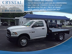 New 2018 Ram 3500 TRADESMAN CHASSIS REGULAR CAB 4X4 143.5 WB Regular Cab for sale in Brooksville, FL