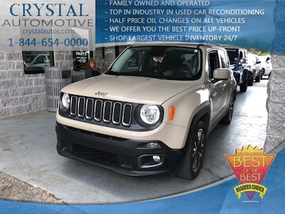 Jeep Dealership Tampa >> Used 2016 Jeep Renegade Latitude For Sale In Brooksville