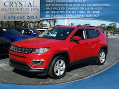 New 2020 Jeep Compass LATITUDE FWD Sport Utility for sale in Brooksville, FL