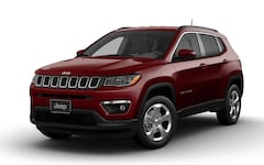 New 2021 Jeep Compass LATITUDE FWD Sport Utility for sale in Brooksville, FL