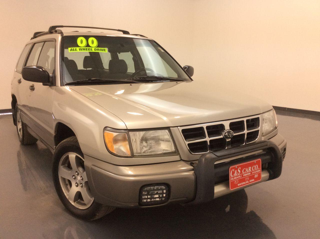 2000 Subaru Forester S SUV