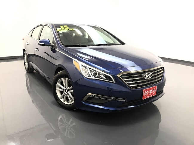 2015 Hyundai Sonata ECO Sedan