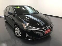 2020 Hyundai Elantra Sedan