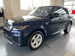 2020 Land Rover Range Rover Sport HSE SUV For Sale in Hartford, CT