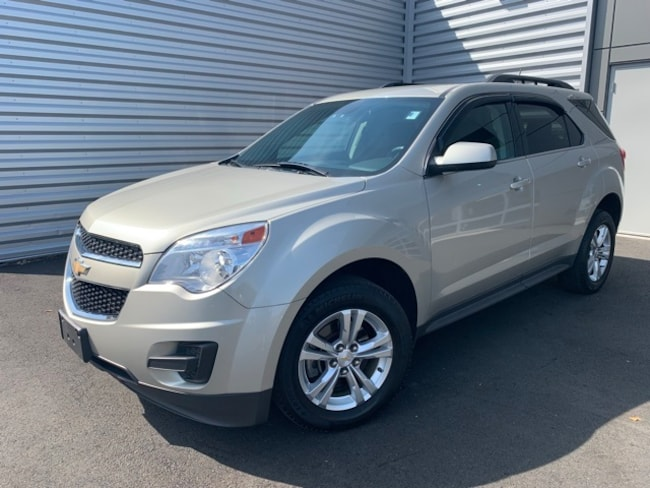 Used 2015 Chevrolet Equinox LT w/1LT SUV for Sale in Simsbury, CT