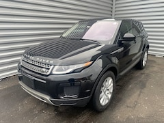 Used 2019 Land Rover Range Rover Evoque SE SUV For Sale in Hartford, CT