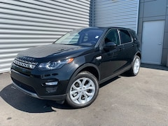 New 2019 Land Rover Discovery Sport HSE SUV For Sale in Canton, CT