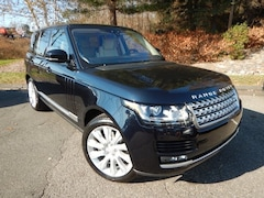 2017 Land Rover Range Rover 3.0L V6 Supercharged HSE SUV For Sale in Canton, CT